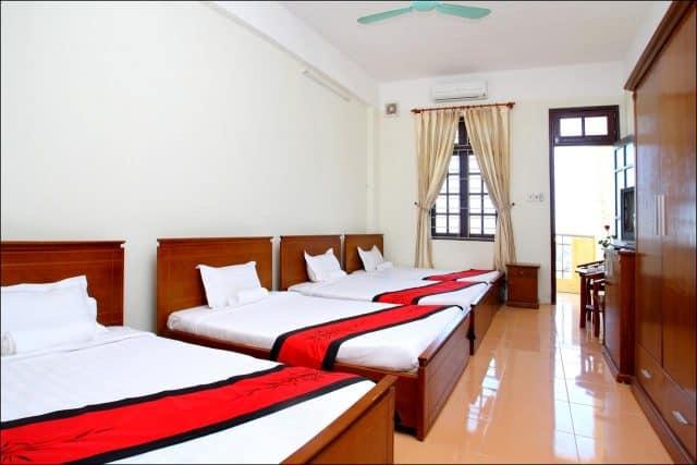 Khách sạn cung cấp nhiều loại phòng đáp ứng nhu cầu của du khách (Ảnh ST)