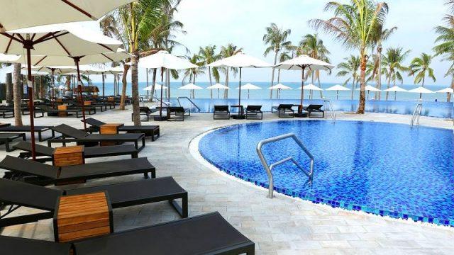 Phú Quốc có nhiều khách sạn đẹp, hấp dẫn du khách (ảnh ST)
