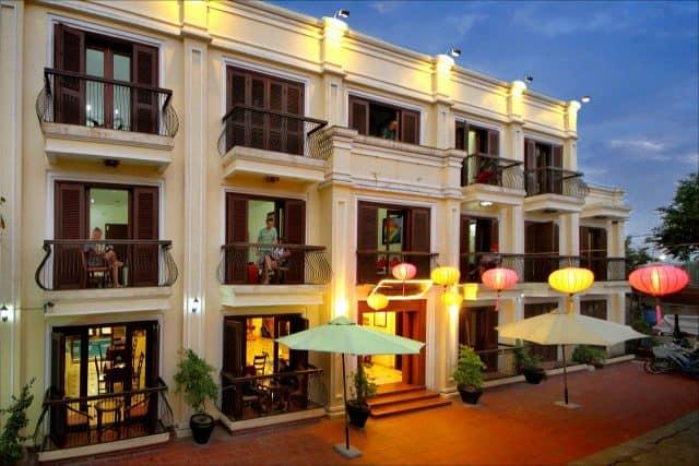Khách sạn Golden River Hội An (Ảnh ST)