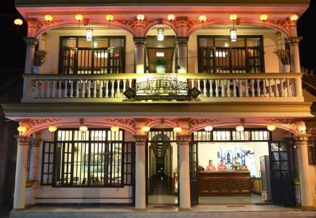Khách sạn Huy Hoàng (Ảnh ST)