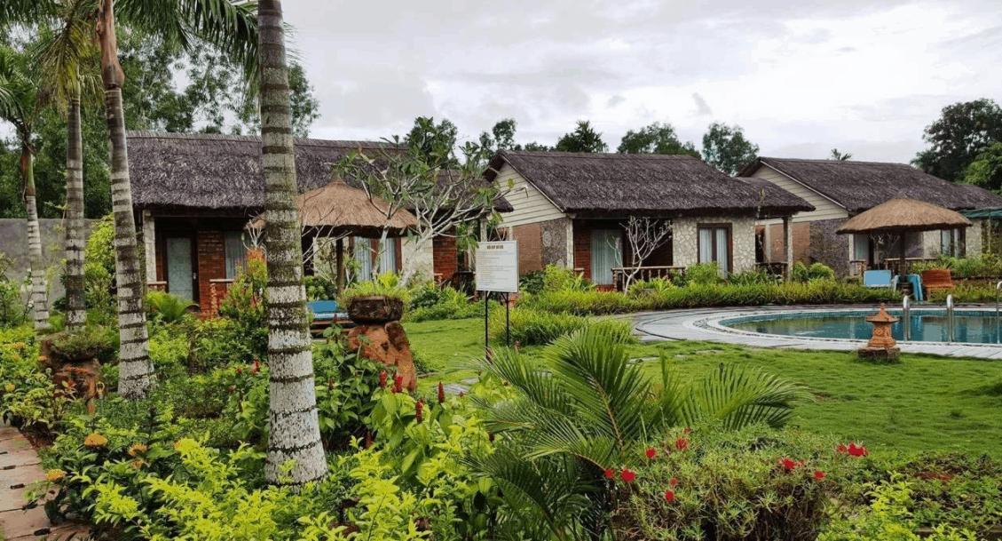 Cottage Village là một trong số các khách sạn tốt ở Phú Quốc