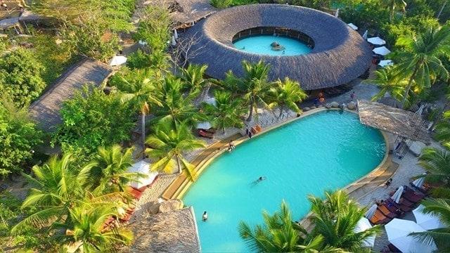 Bể bơi với không gian check in cực đẹp (ẢNH ST)