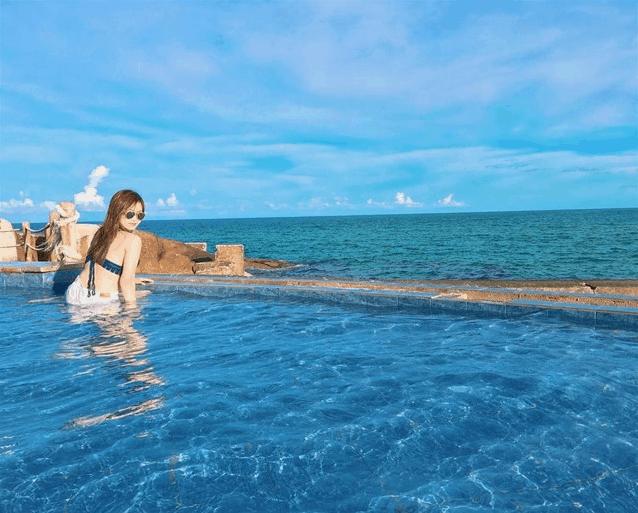 khu nghỉ dưỡng rock water bay 8