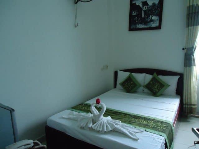 Phòng nghỉ gọn gàng, sạch sẽ trong khách sạn (Ảnh ST)
