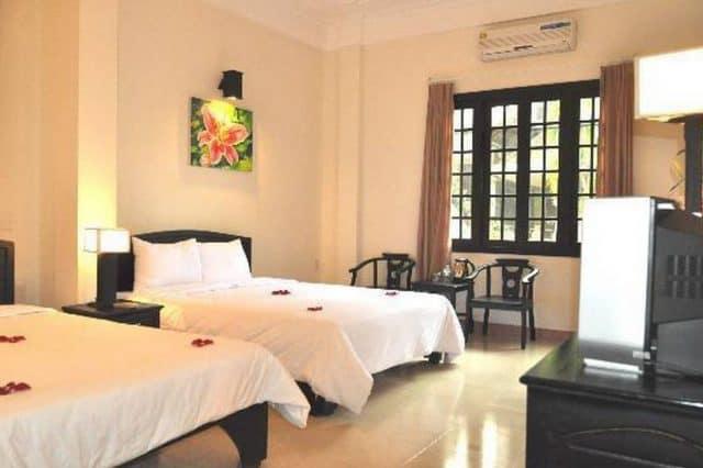 Khách sạn Vĩnh Huy (Ảnh ST)