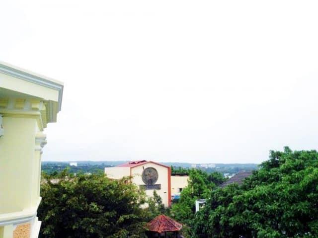 View nhìn bao quát thành phố từ khách sạn (Ảnh ST)