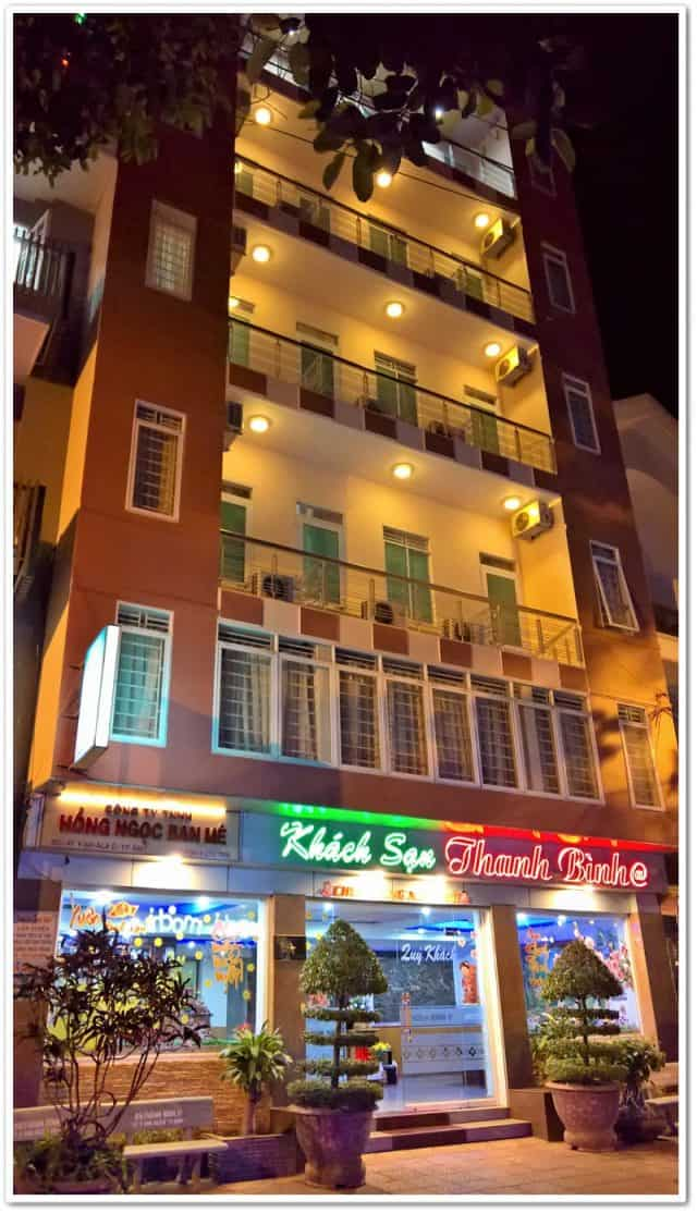 Khách sạn Thanh Bình Đắk Lắk (Ảnh ST)