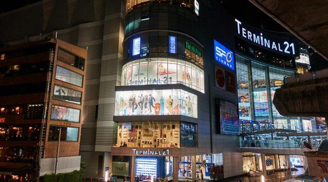 Trung tâm thương mại Terminal 21 với cách trang trí siêu độc đáo (ẢNH ST)