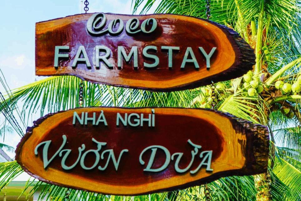 Nghỉ ngơi tại khách sạn Coco Farmstay