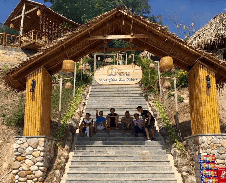 Tận hưởng kỳ nghỉ tại Humiso Nam Du