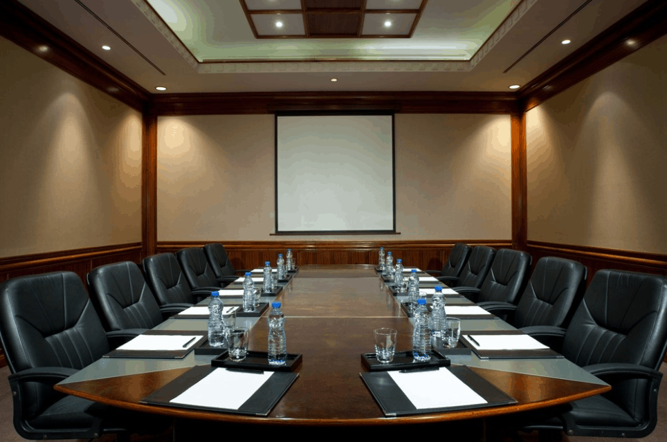 Phòng họp cao cấp Venus Boardroom tại Liberty Central