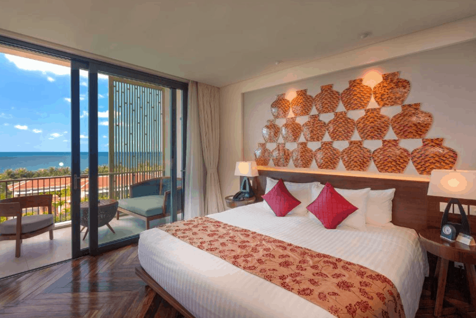Phòng nghỉ cao cấp tại Salinda Phú Quốc
