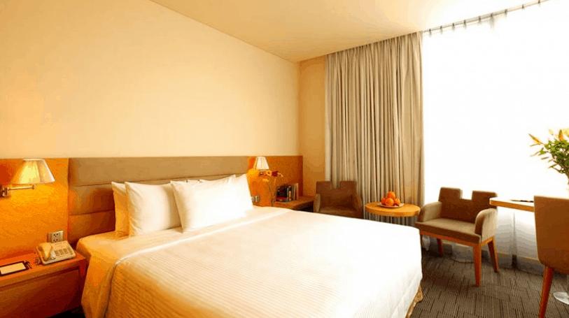 phòng nghỉ khách sạn liberty central saigon centre