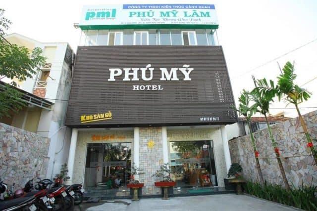 Khách sạn Phú Mỹ (ảnh ST)