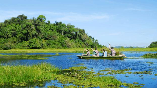 Phượt vườn quốc gia Nam Cát Tiên