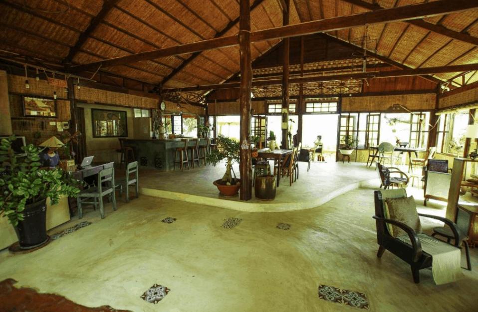 Hình ảnh quán bar tại Bamboo Cottages Phú Quốc