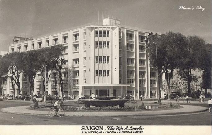 Hình ảnh khách sạn Rex thời xưa