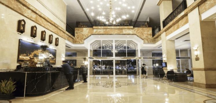 Sảnh khách sạn Rex Sai Gon
