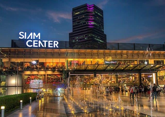 Cụm trung tâm thương mại Siam cực nổi tiếng ở Bangkok (ẢNH ST)