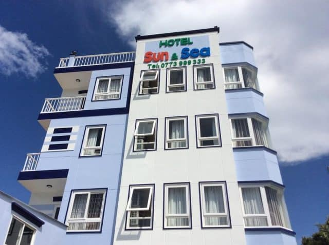 Khách sạn Sun & Sea (Ảnh ST)