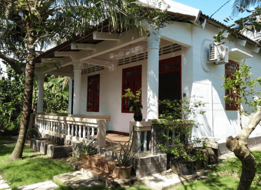 Tận hưởng bầu không khí trong lành tại Quoc Phuong Riverside