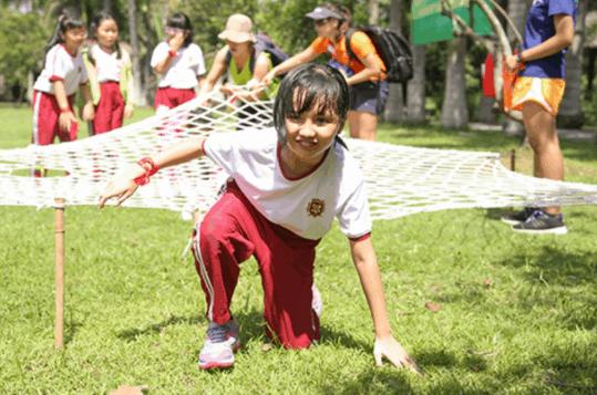 Vui chơi tại KDL Vườn Xoài