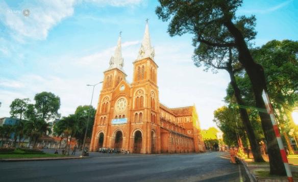 Tham quan các địa điểm du lịch nổi tiếng tại Sài Gòn