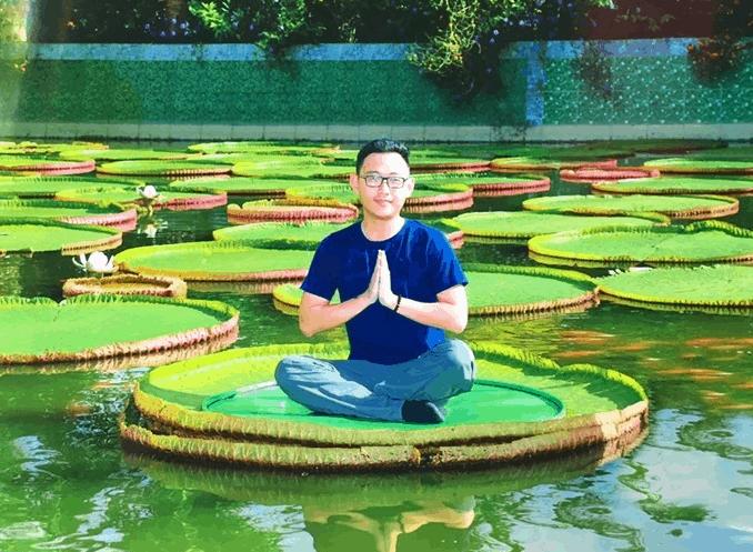 Tham quan chùa Phước Khiện 1
