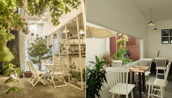 Trải nghiệm không gian tuyệt đẹp tại Keiris - Tea, Coffee & Cakes