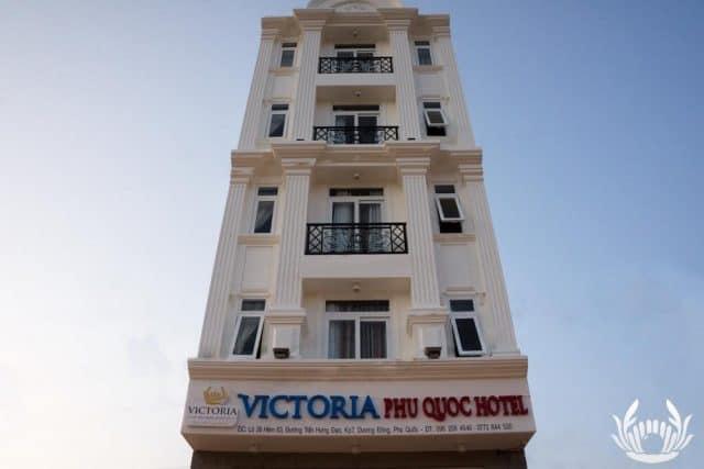 Khách sạn Victoria (ảnh ST)