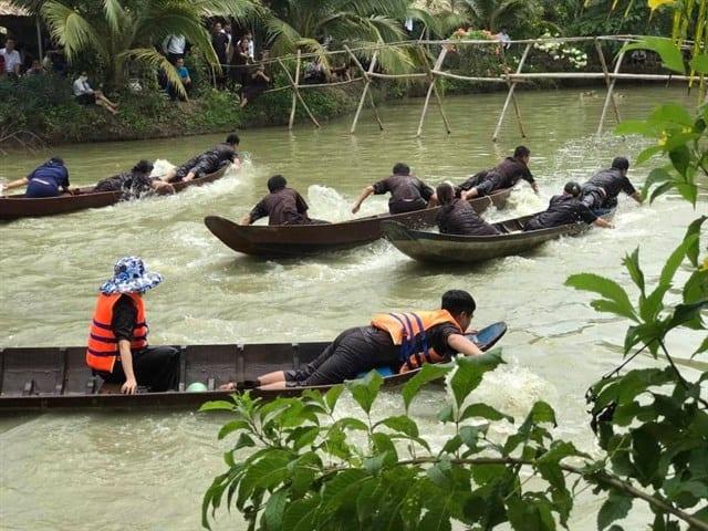 Vui chơi thỏa thích tại Phú An Khang