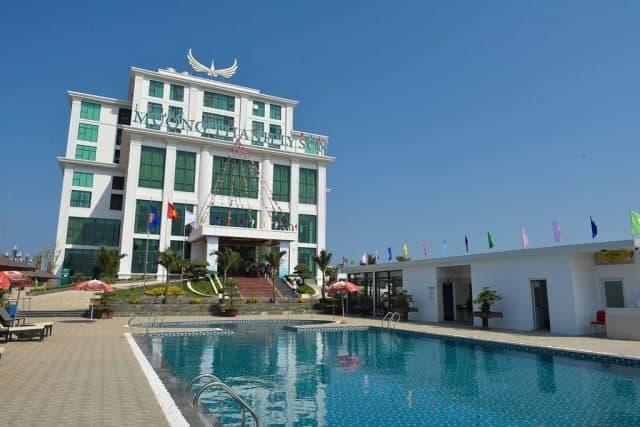Khách sạn Mường Thanh Lý Sơn (Ảnh ST)