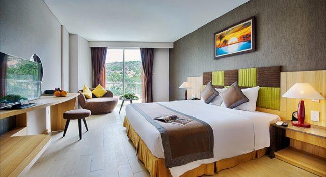 Phòng nghỉ sang trọng trong khách sạn Mường Thanh (Ảnh ST)