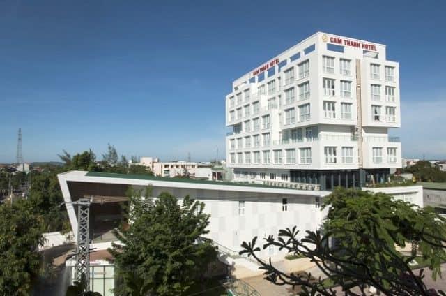 Khách sạn Cẩm Thành (Ảnh ST)