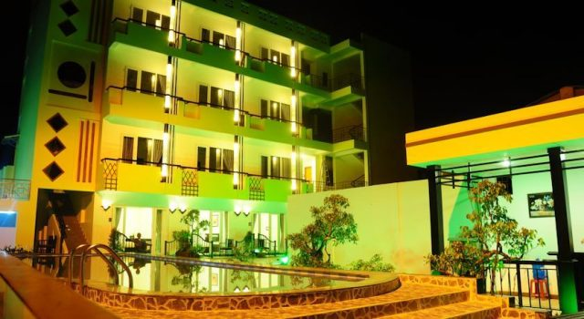 Khách sạn Paradise Hội An (Ảnh ST)