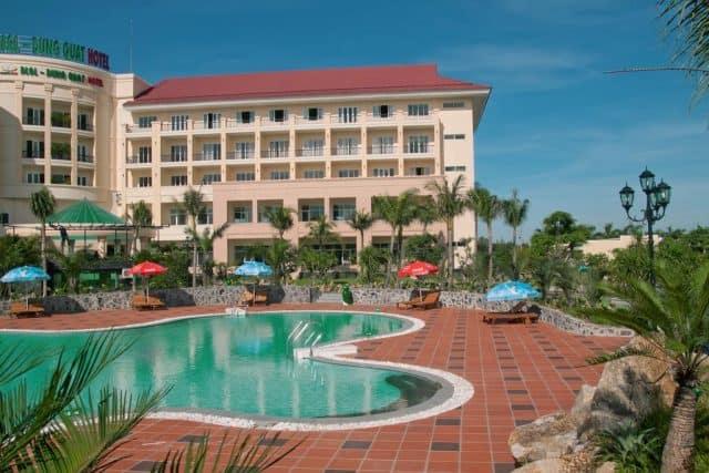 DLGL- Dung Quat Hotel (Ảnh ST)