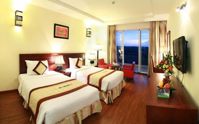 Phòng nghỉ sang trọng trong khách sạn (Ảnh ST)