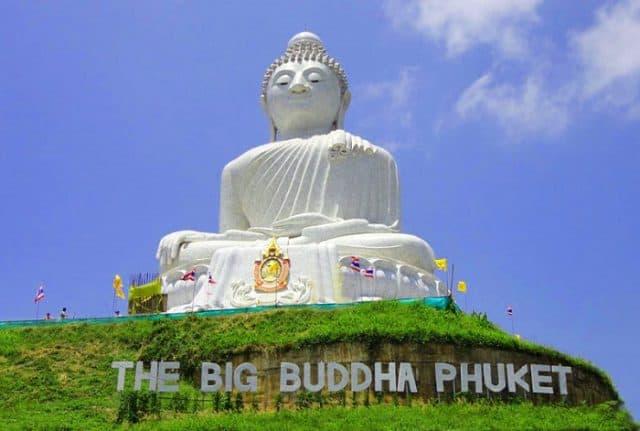 Tượng Phật Big Buddha (Ảnh ST)