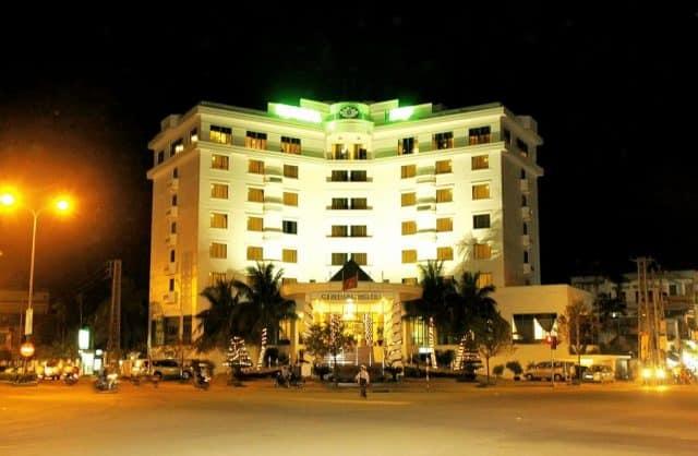Khách sạn Central ở Quảng Ngãi (Ảnh ST)