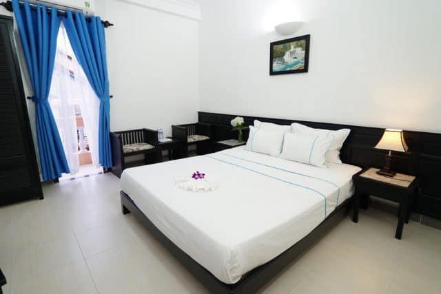 Phòng nghỉ của khách sạn SunSet (Ảnh ST)
