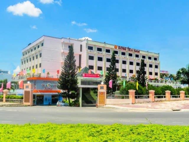Khách sạn Sông Trà nổi tiếng ở Quảng Ngãi (Ảnh ST)