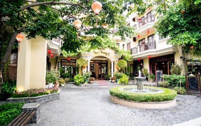 Khách sạn Thùy Dương Hội An (Ảnh ST)
