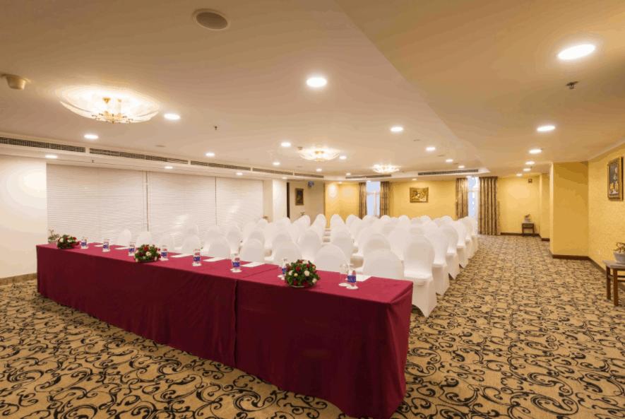 Phòng họp Lavender 1 có sức chứa lớn