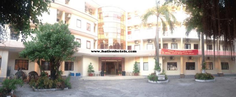 Bao quát khách sạn Mũi Nai Hà Tiên