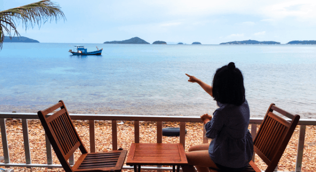 Địa điểm nghỉ dưỡng lý tưởng