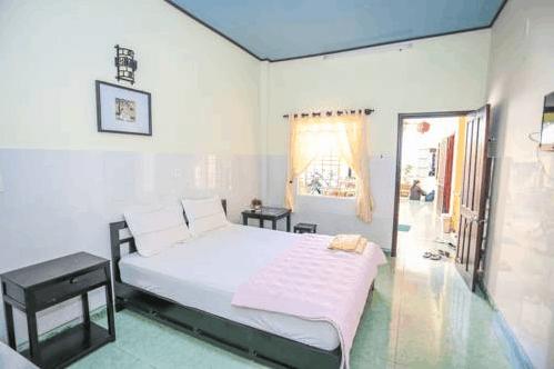 Nhà nghỉ Tuấn Thảo tọa lạc tại bãi Chệt