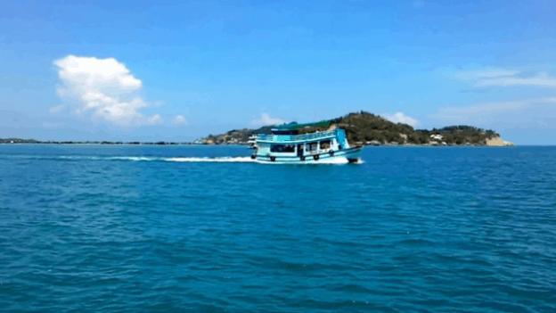 Bạn có thể xin tham gia câu cá cùng ngư dân ở Hòn Hai Bờ Đập