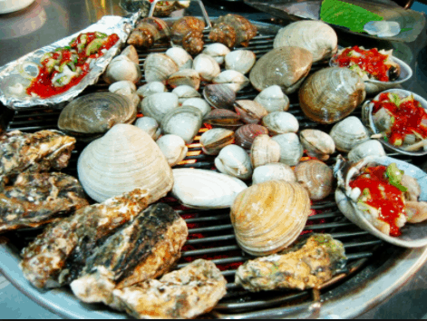 Những món ăn đậm chất biển ở Nam Du