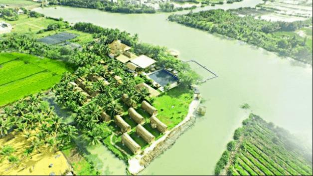 Làng du lịch Tre Việt- điểm vui chơi hấp dẫn nhất Đồng Nai