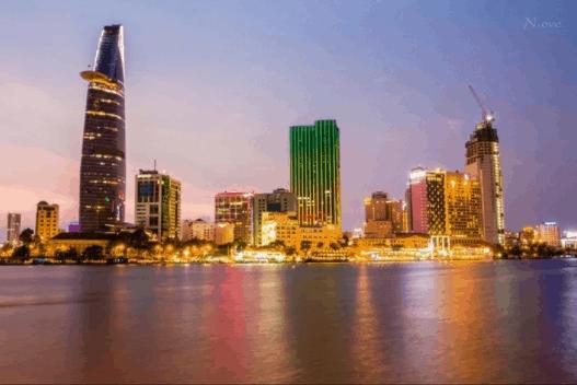 Sài Gòn - thành phố hoa lệ bậc nhất Việt Nam